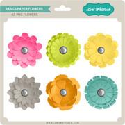 Basics Paper Flowers