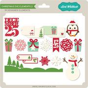 Christmas Eve Elements 2