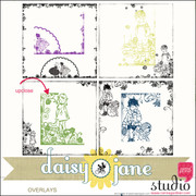 DAISY JANE - Overlays