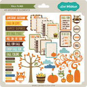 Fall Fling Elements