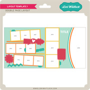 Layout Template 1