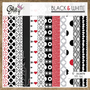 Black & White Paper Pack 1