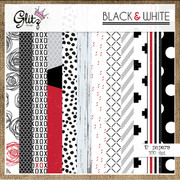 Black & White Paper Pack 2
