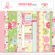 New Year New You 2 Paper Pack