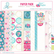 Paper pack Sweet Routine 1
