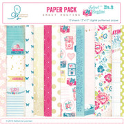 Paper pack Sweet Routine 2