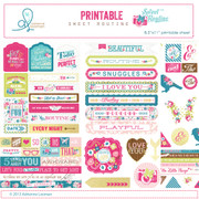 Printable Sweet Routine 3