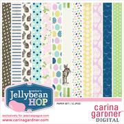 Jellybean Hop Paper Set 1