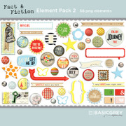 Fact & Fiction Element Pack 2