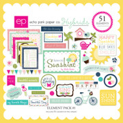 Splendid Sunshine Element Pack #1