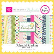 Splendid Sunshine Paper Pack #1