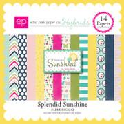 Splendid Sunshine Paper Pack #2