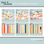 Fact & Fiction Set 1 of Complete Collection