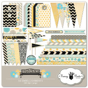 Park Bench Embellishment Pack 2