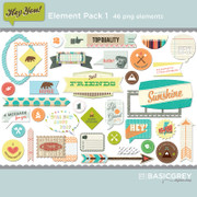 Hey You Element Pack 1