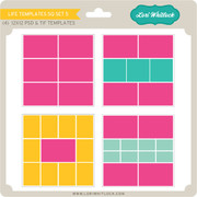 Life Templates SQ Set 5
