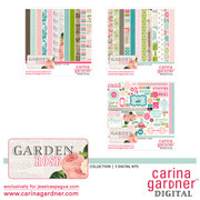 GARDEN ROSE Collection