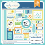 BABY MINE {BOY} Element Pack 1