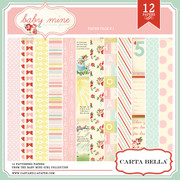 BABY MINE {GIRL} Paper Pack 1