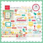 Summer Bliss Element Pack #1