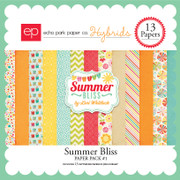 Summer Bliss Paper Pack #1