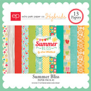 Summer Bliss Paper Pack #2