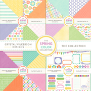 The Spring Color Collection - Complete Collection