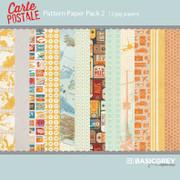 Carte Postale Paper Pack 2