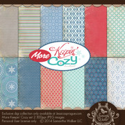This pack features 12 decorative papers!