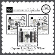 Capture Life Black & White Full Collection