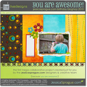 liv.edesigns You Are Awesome Mini Kit