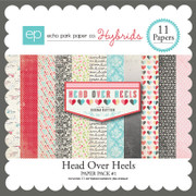 Head Over Heels Paper Pack #1