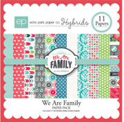 We are Family Paper Pack #1