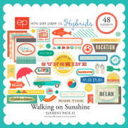 Walking on Sunshine Element Pack #2