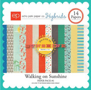 Walking on Sunshine Paper Pack #2
