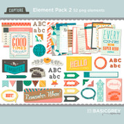 Capture Element Pack 2