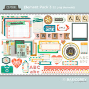 Capture Element Pack 3