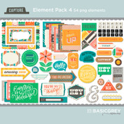 Capture Element Pack 4