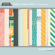 Capture Paper Pack #1