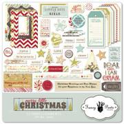 Merry Little Christmas Element Pack #1