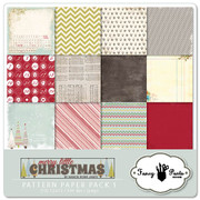Merry Little Christmas Paper Pack #1