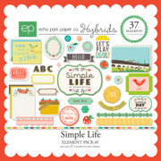 Simple Life Element Pack #1
