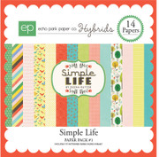 Simple Life Paper Pack #1