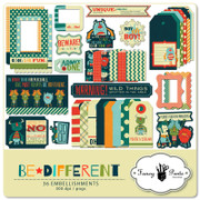 Be Different Element Pack #1