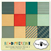 Be Different Paper Pack #2