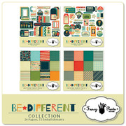 Be Different Complete Collection