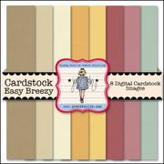 Easy Breezy Cardstock