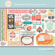 Spice Market Element Pack 2