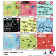 IMPRINT Mega Collection