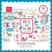 Fine and Dandy Element Pack #1